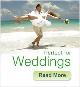 Weddings at Noosa North Shore